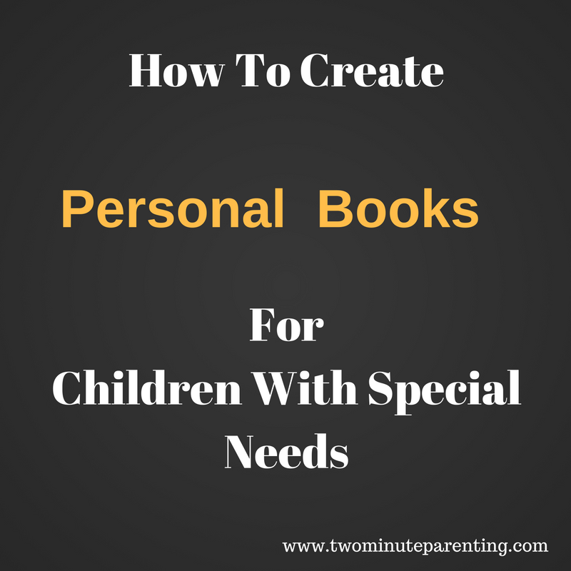 How To Make A Book Quick : Quick tips for creating personal books children with