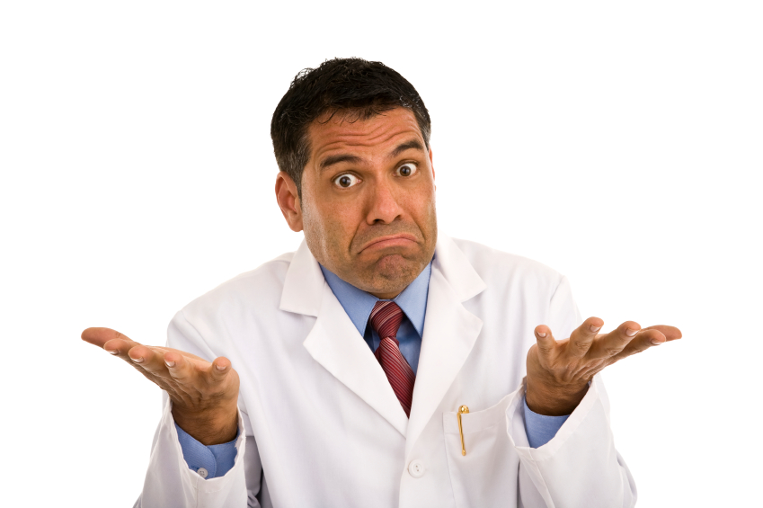 Confused-Doctor